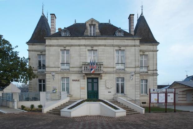 Bâtiment-Mairie