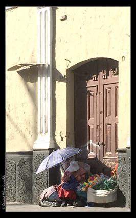 Arequipa, centre ville, informel 7-11-17 copie