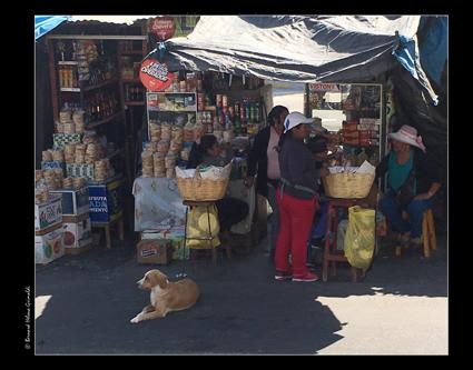 Arequipa-Cusco-Bitik à l'étape du car 5 novembre 2017