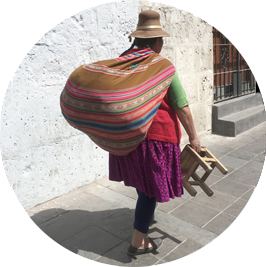 Avatar femmes au Pérou et Bolivie