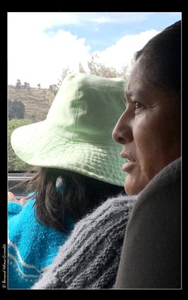 Bolivie, Copacabana vers Puno, notre «Tour opérator» 11-11-17