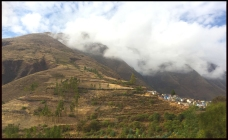 5-Arequipa->Cusco-vilage multicolore