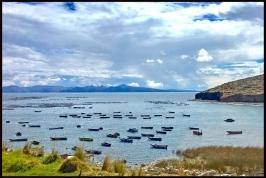 Port de pêcheurs-vers Copacabana