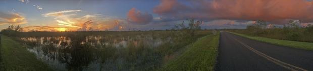 Everglades sunset 3